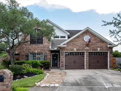 Friendswood Single Family Home For Sale: 3319 Mahrian Court