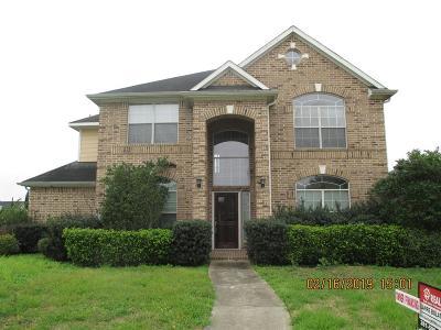 Rosenberg Single Family Home For Sale: 1803 Ripple Creek Drive W