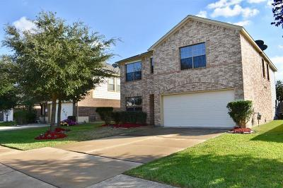 Pearland Single Family Home For Sale: 13014 Trail Manor Drive