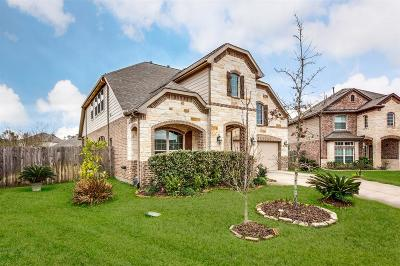 Porter Single Family Home Option Pending: 24102 Blue Crest Drive
