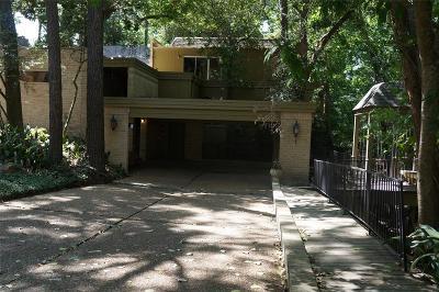Houston Condo/Townhouse For Sale: 8 Bayou Shadows Street