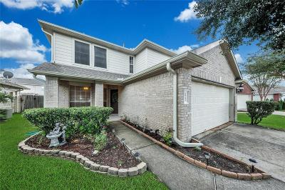 Tomball Single Family Home For Sale: 20243 Stonegrove Court