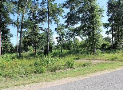Conroe Residential Lots & Land For Sale: Nonesuch