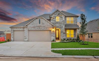 Humble Single Family Home For Sale: 12407 Oakleaf Bend Drive