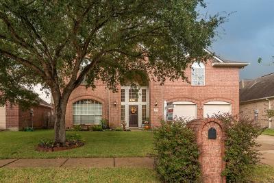 Pasadena Single Family Home For Sale: 1411 Hollow Branch Lane