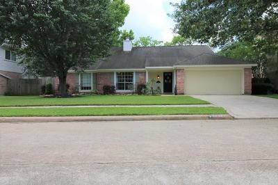 Pearland Single Family Home For Sale: 2324 Parkview Drive