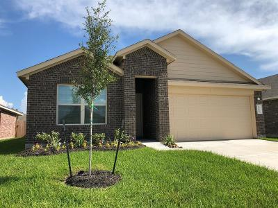 Channelview Single Family Home For Sale: 15458 Cipres Verde