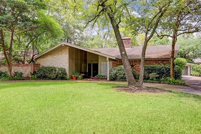 Houston Single Family Home For Sale: 12522 W Mossycup Dr