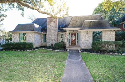 Pearland Single Family Home For Sale: 3033 Green Tee Drive