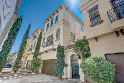 Houston TX Single Family Home For Sale: $348,450