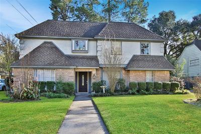 Houston Single Family Home For Sale: 5611 Spanish Oak Drive