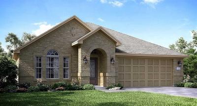 Conroe Single Family Home For Sale: 2116 Moss Creek Lane