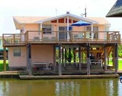 Galveston Single Family Home For Sale: 22910 Vida