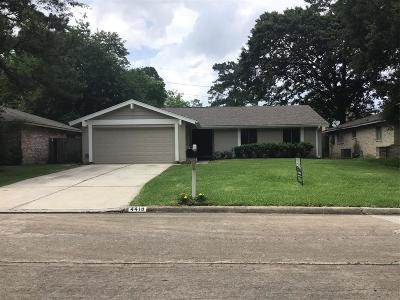 Spring Single Family Home For Sale: 4419 N Chestergate Drive N