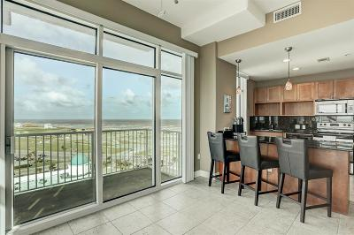 Galveston Mid/High-Rise For Sale: 500 Seawall Boulevard #906