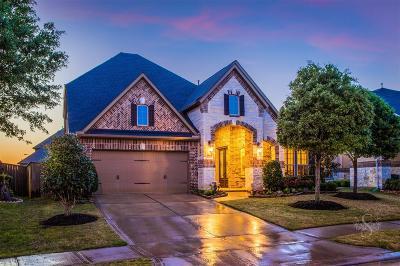 Katy Single Family Home For Sale: 10403 Cedar Shade Road