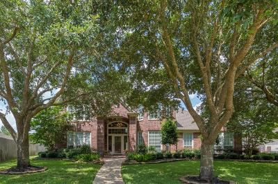Friendswood Single Family Home For Sale: 2902 Harvest Hill Drive