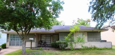 Harris County Single Family Home For Sale: 8662 Blankenship Drive