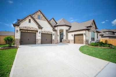 Cypress Single Family Home For Sale: 15415 Patten Forest Drive