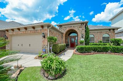 Friendswood Single Family Home For Sale: 4005 Firenze Drive