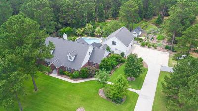 Single Family Home For Sale: 9626 Crestwater Circle