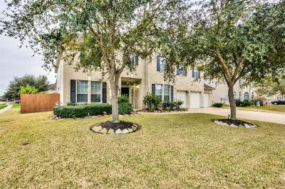 League City Single Family Home For Sale: 151 Cypress Pointe Drive