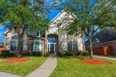 Single Family Home For Sale: 12118 Indigo Cove Lane