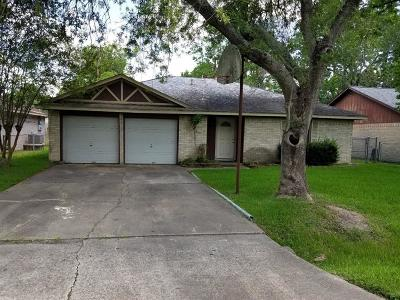 Channelview Single Family Home For Sale: 16023 Upshire Street