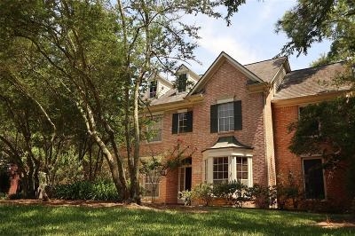 Spring Single Family Home For Sale: 91 W Lost Pond Circle