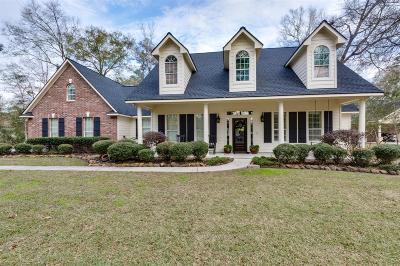 Huffman Single Family Home For Sale: 707 Commons Breeze Drive