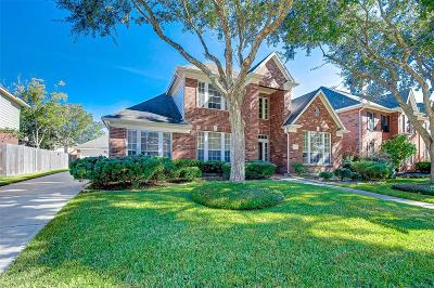 Pearland Single Family Home For Sale: 3611 Hansford Place
