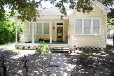 Houston Single Family Home For Sale: 2704 Baldwin Street