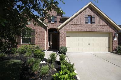 Fulshear Single Family Home For Sale: 6115 Harmony Park Ln