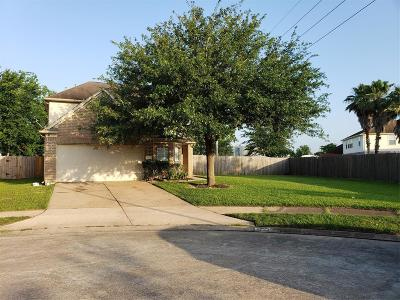 Katy Single Family Home For Sale: 2223 Cambridge Dale Court