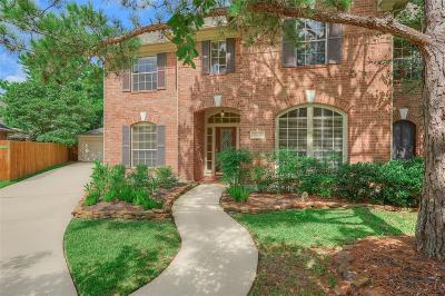 Kingwood Single Family Home For Sale: 2007 Longflower Court