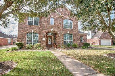Pearland Single Family Home For Sale: 2610 Marble Creek Drive