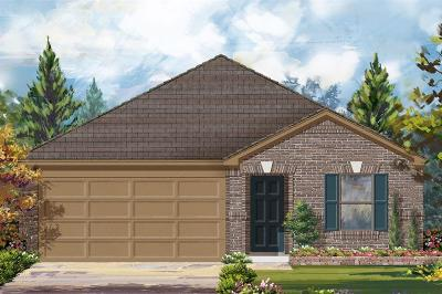 Single Family Home For Sale: 6827 Knoll Spring Way