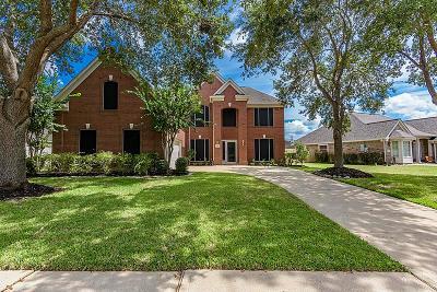 League City Single Family Home For Sale: 2108 Coldwater Bridge Lane