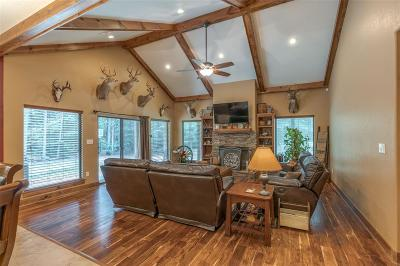 Montgomery Single Family Home For Sale: 12961 Shoreline Drive