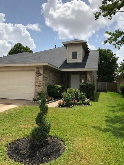 Cypress Single Family Home For Sale: 7310 River Pines Drive