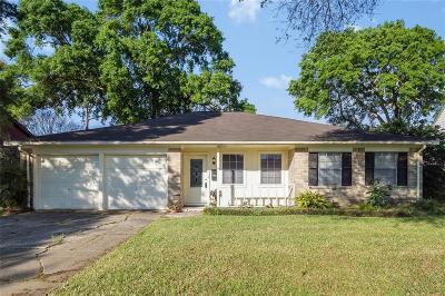 Houston Single Family Home For Sale: 11307 Sageville Drive