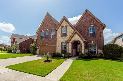 Sugar Land Single Family Home For Sale: 4615 Auburn Brook Lane