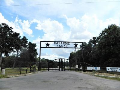 Colorado County Farm & Ranch For Sale: Big Buck Road