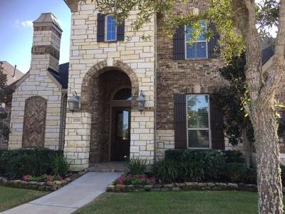 Fulshear Single Family Home For Sale: 27715 Limestone Pointe Court