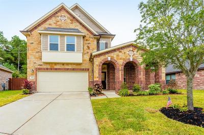 Humble Single Family Home For Sale: 9511 Barlow Springs Ln Lane