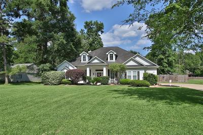 Magnolia Single Family Home For Sale: 33906 Conroe Huffsmith Road