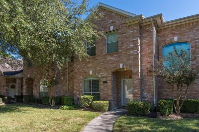 Houston TX Condo/Townhouse For Sale: $169,000