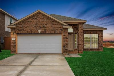 Fulshear Single Family Home For Sale: 32723 Oak Heights Lane