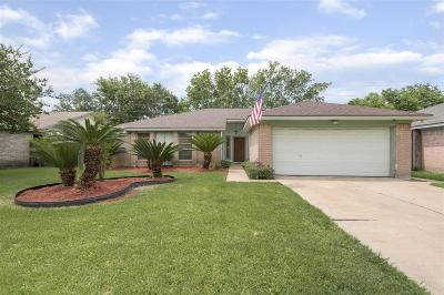 Houston Single Family Home For Sale: 10707 White Oak Bend Drive