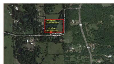 Montgomery Residential Lots & Land For Sale: 21930 W Bailey Grove Road W